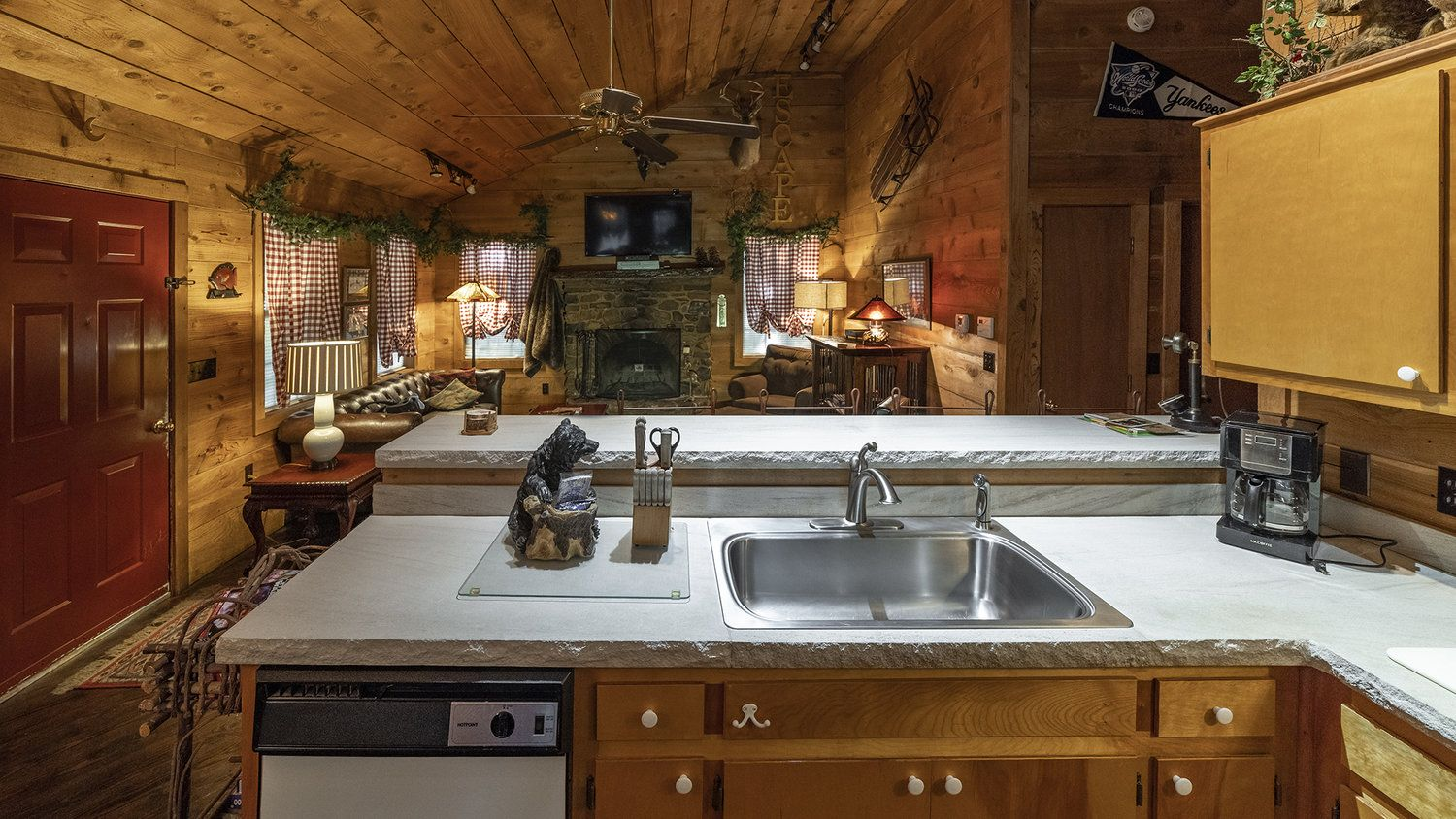 Cabins National Natural Landmark Dismals Canyon In 2020 Cabin Cabin Rules Floor Plans