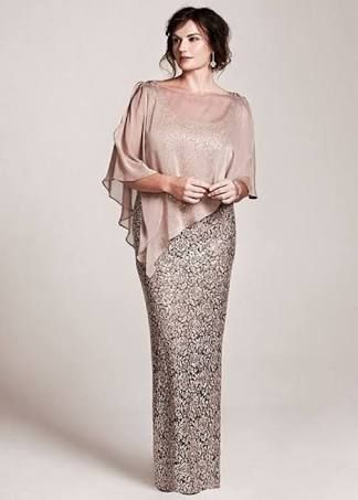 The Mother of Groom Dresses Plus Size Summer