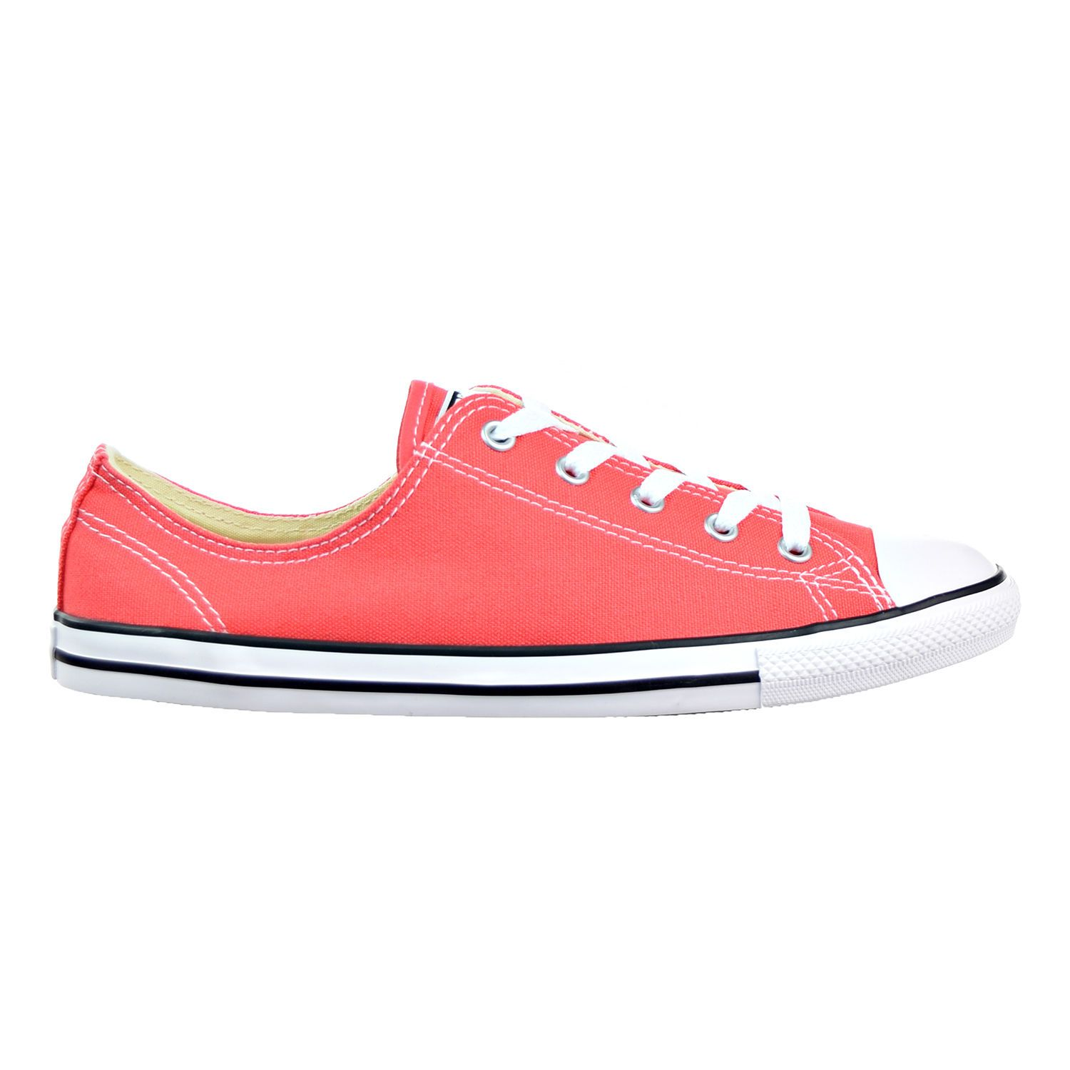 Converse Chuck Taylor All Star Dainty Ox Women's Shoe Red/Black/White  555987C