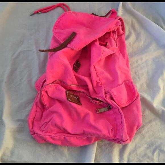 Victoria's Secret Backpack Very good condition we can discuss price PINK Victoria's Secret Bags Backpacks