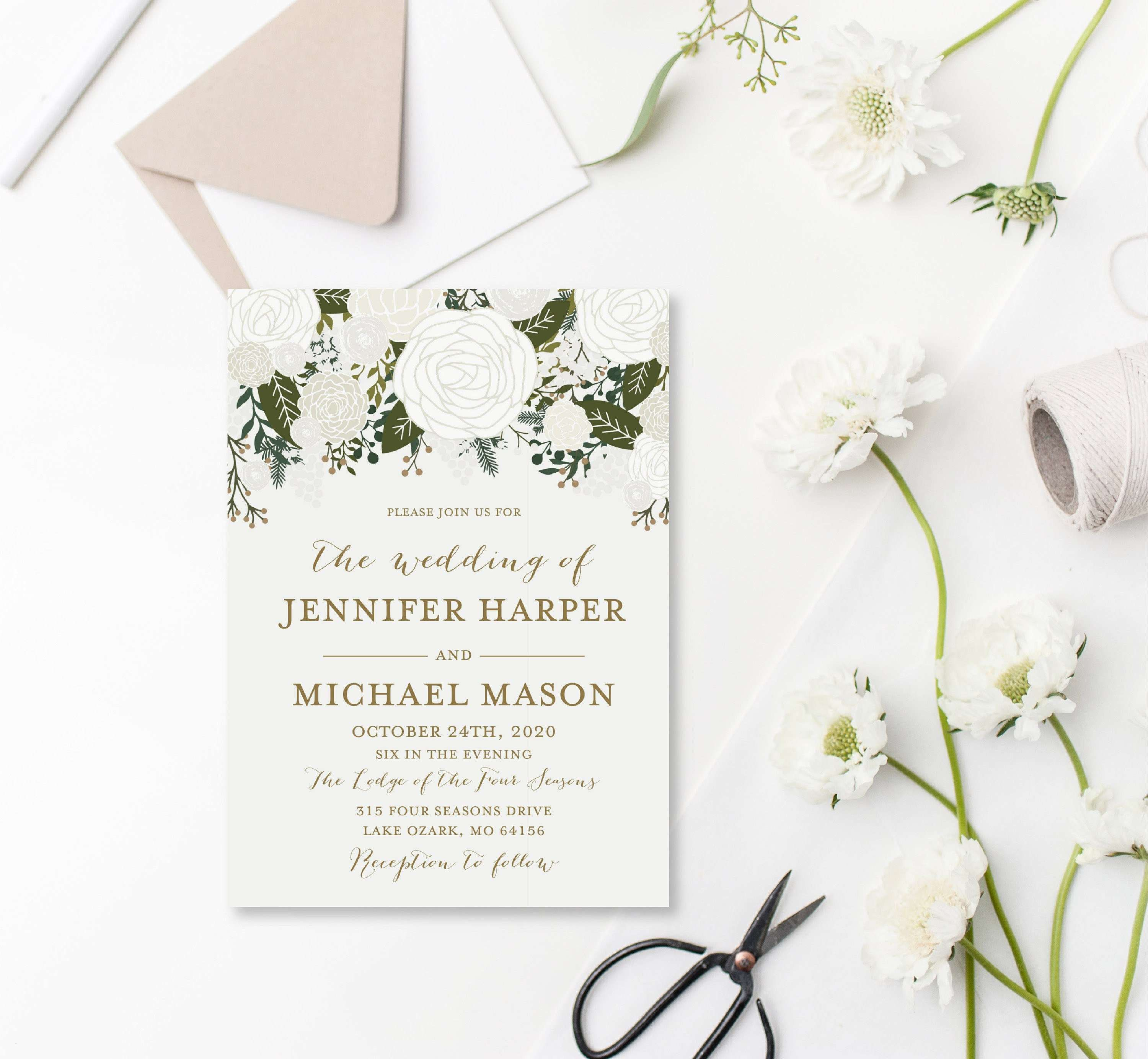 The Best Rustic Wedding Invitation Ideas To Keep Your