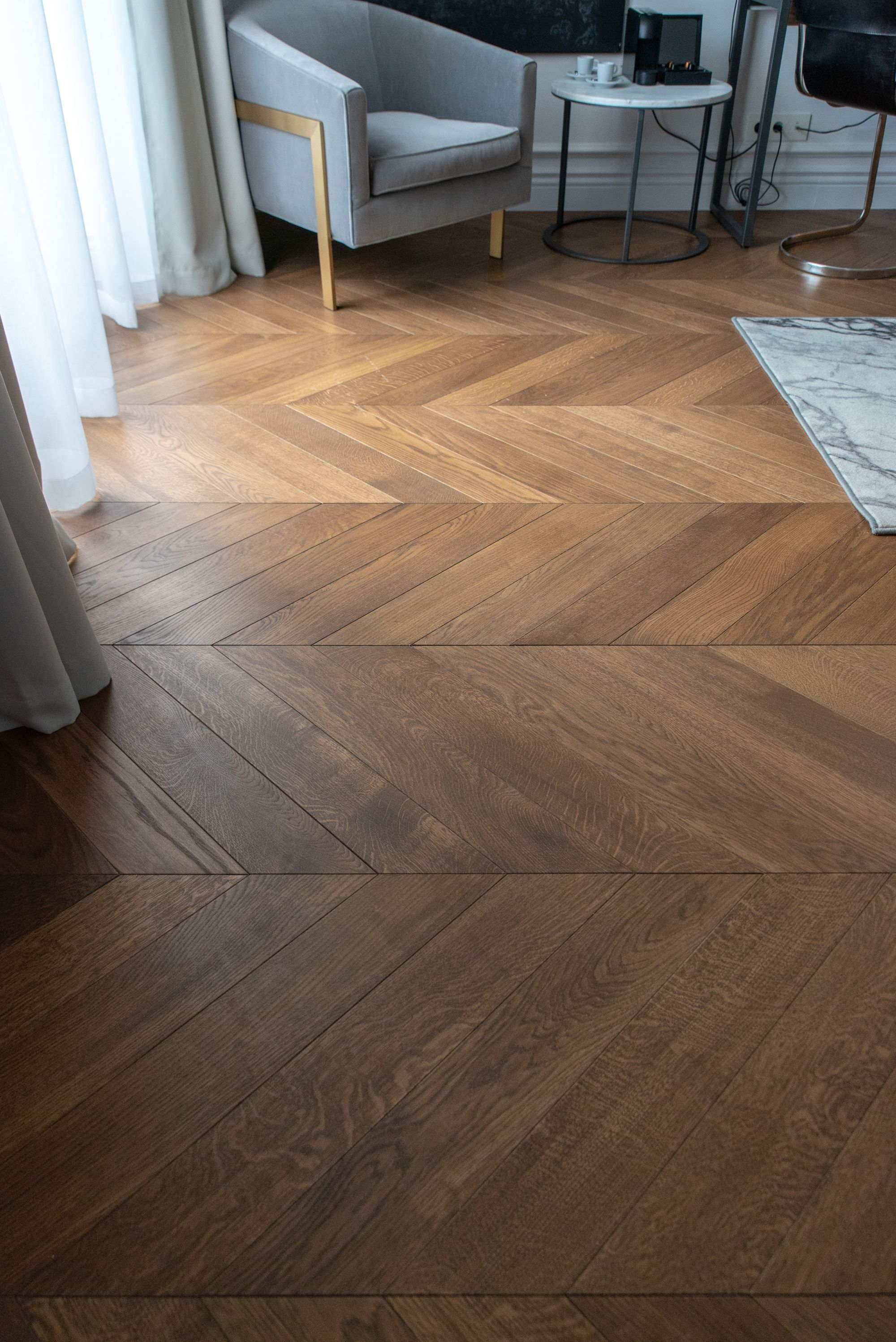 Parquet Flooring In 2020 Small House Interior Design House Flooring Modern Wood Floors