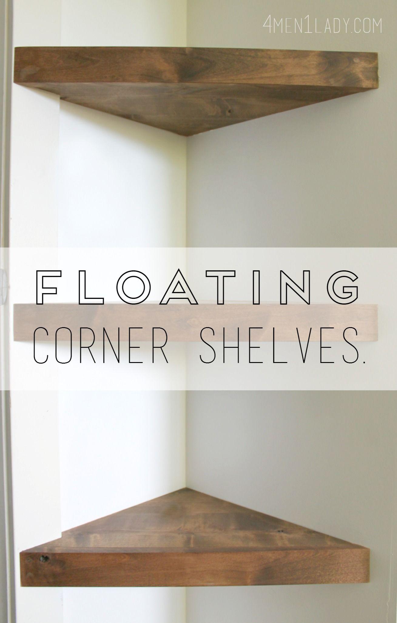 37 brilliantly creative diy shelving ideas floating
