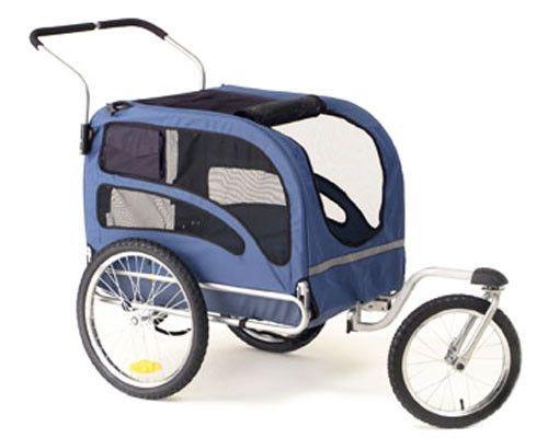 Jogging Stroller Kit For Large Houndabout Ii Track R Dog Bicycle