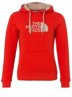 73cae7ae9490 The North Face Drew Peak Jersey Con Capucha Fiery Red Sudaderas Deportivas De  Mujer No hace falta ser profesional para vestir como tal, con las sudaderas  ...