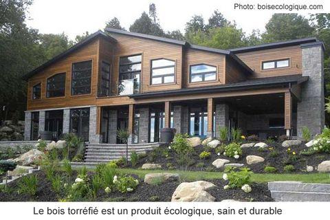 bois torr fi comment faire le bon choix r no ext rieures maison pinterest comment faire. Black Bedroom Furniture Sets. Home Design Ideas