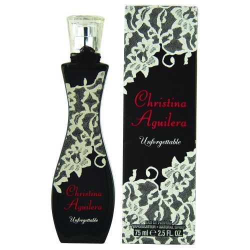 CHRISTINA AGUILERA UNFORGETTABLE by Christina Aguilera EAU