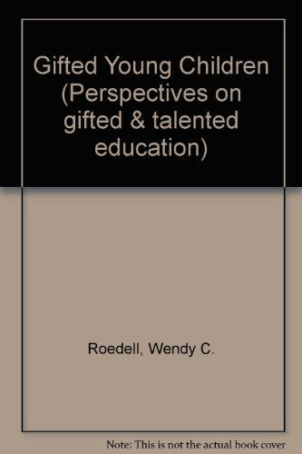 Gifted Young Children (Perspectives on gifted & talented education) by Wendy Conklin Roedell, http://www.amazon.com/dp/0807725870/ref=cm_sw_r_pi_dp_13iVub011S8Y9