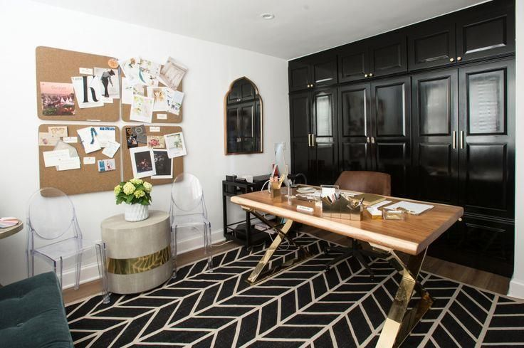 25 ways to chic up y 25 ways to chic up your office: www.stylemepretty...
