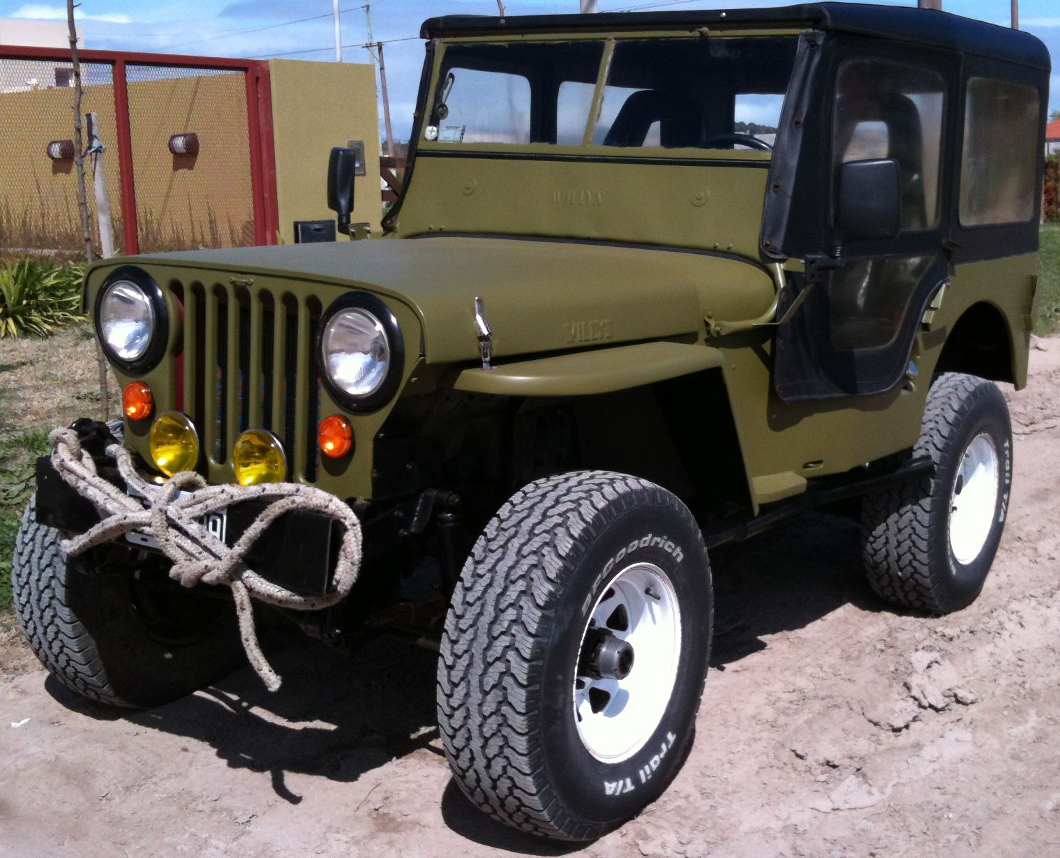 Jeep Willys 65000 66693 Jeep Antiguo Jeep Willys Carros Y