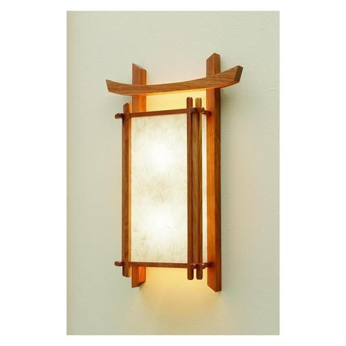 Contemporary Wall Sconce From Cherry Tree Design Model