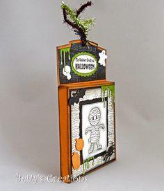 Bettys-creations: Anleitung: Flache Box mit Tag-Rückwand