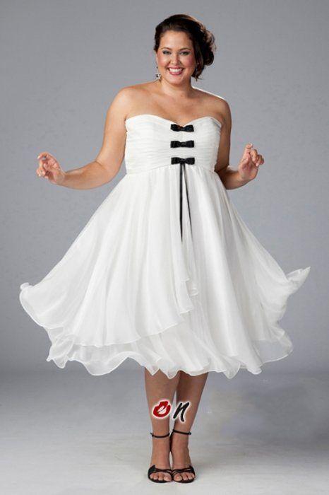 White Maternity Homecoming Dresses