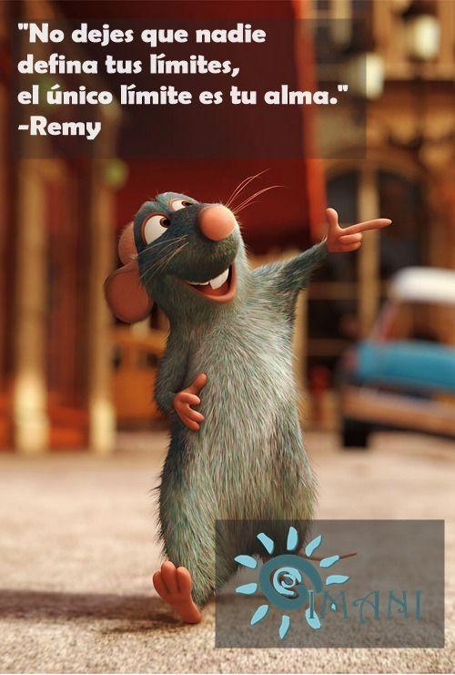 Frase De Ratatouille Ratatouille Disney Peliculas De Animacion