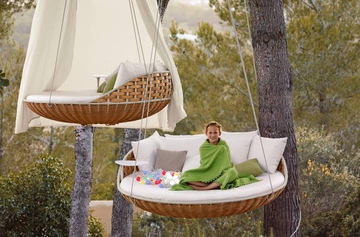 Swingrest Hanging Lounger Natural Hanging Porch Swing Outdoor Outdoor Furniture