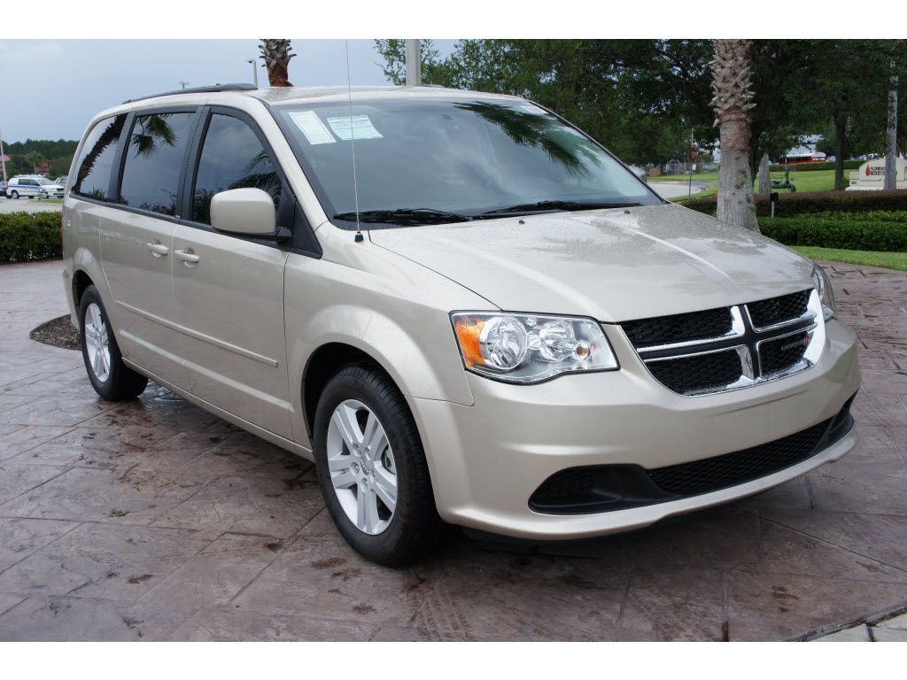 New Dodge Grand Caravan For Sale Orlando FL Central - Orlando chrysler jeep