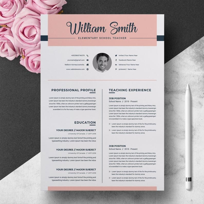 16++ Education resume format word Examples