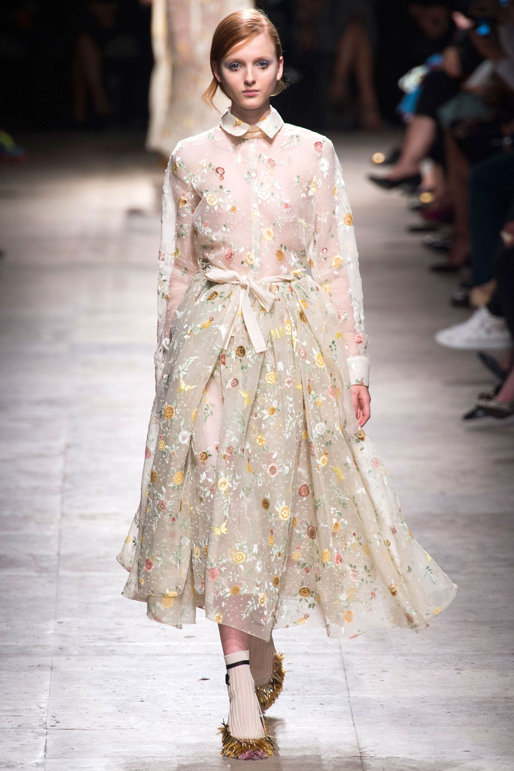 The Top 5 Looks From Rochas   Fashion week, Fashion ...