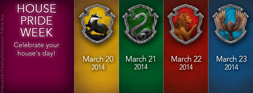 Hogwarts Pride Week is just around the corner!!!