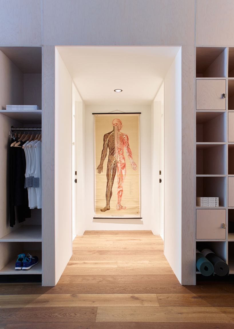goCstudio creates naturalistic ritual house yoga studio | Дизайн ...