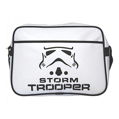 Star Wars: Schultertasche - Stormtrooper