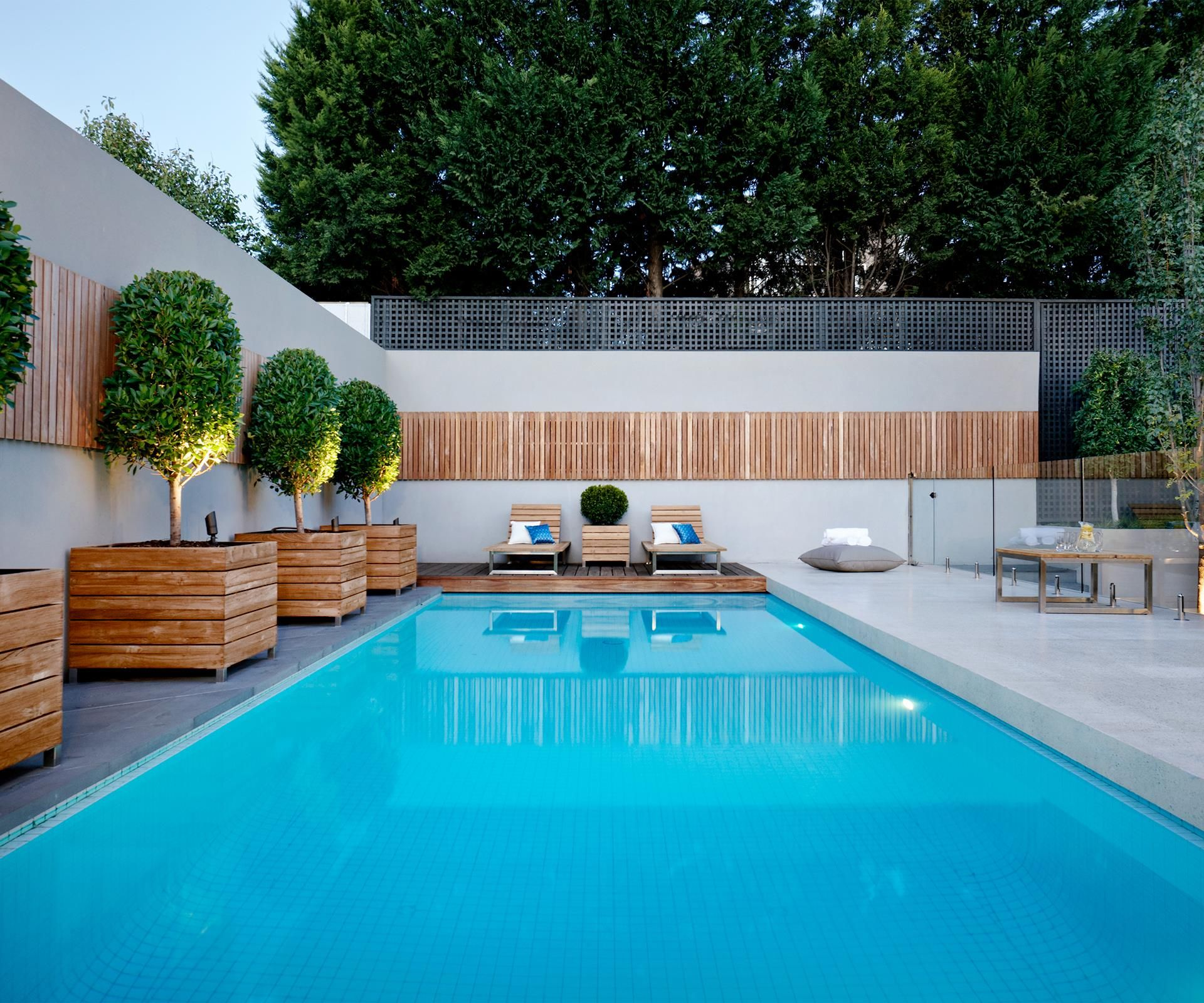 Best Residential Concrete Pool Under $50,000 Sunbreaker Swimming Pools &