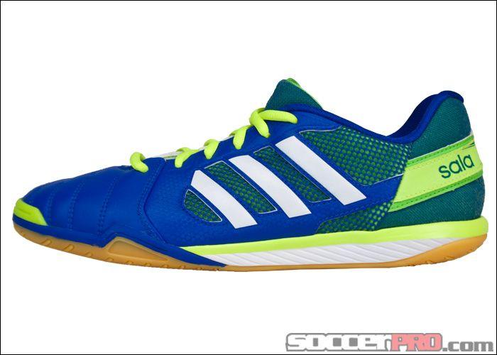adidas Freefootball Top Sala Indoor Soccer Shoes - Blue Beauty...$53.99
