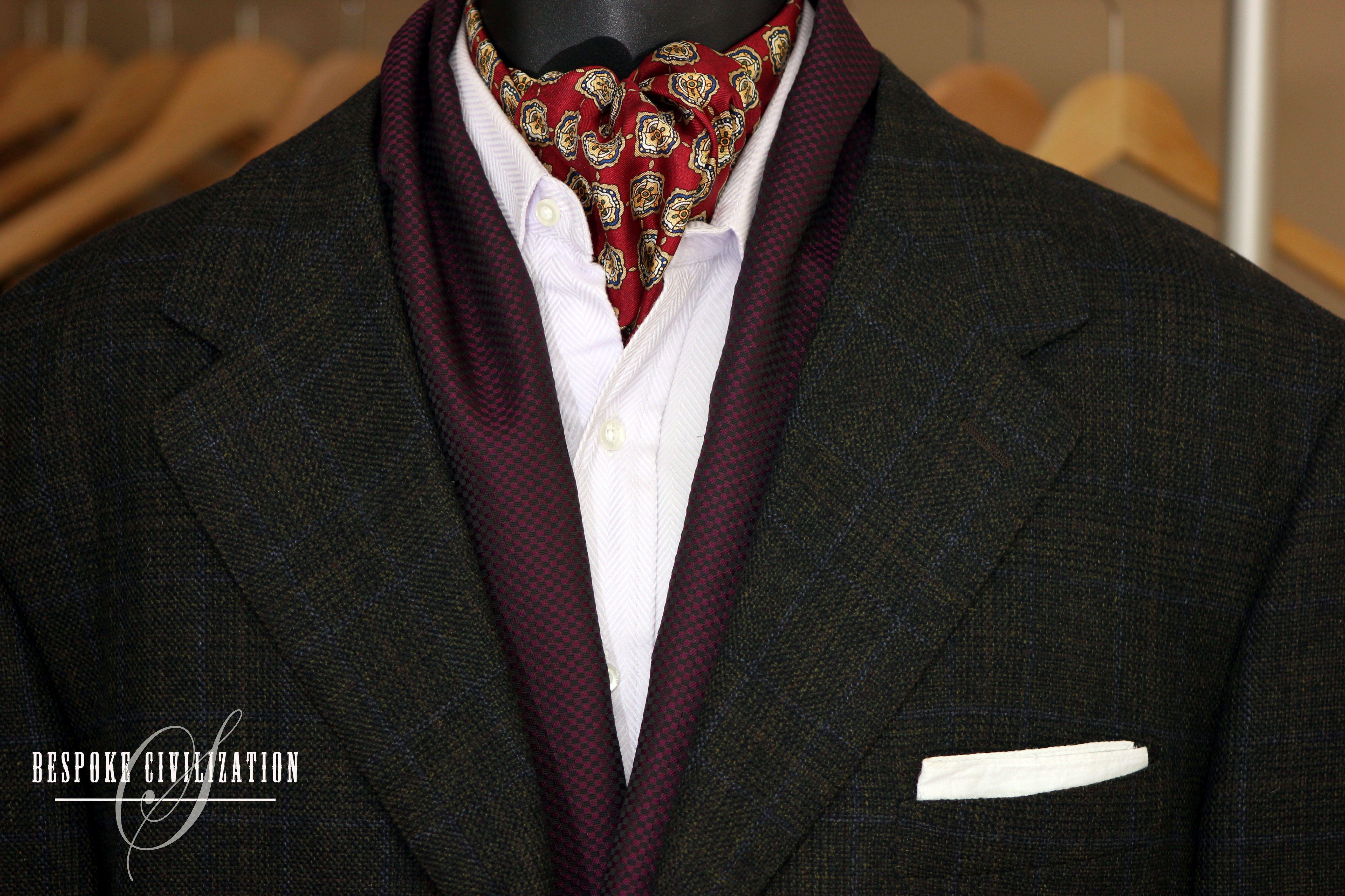 Mens Italian Design White Silk Satin Finish Double Cuffed Shirt /& Tie W Links