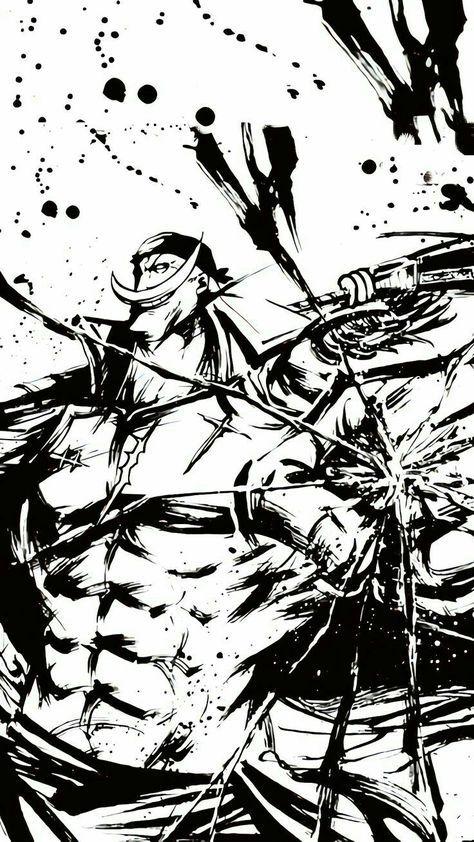 34+ Ideas Manga Wallpaper Black And White One Piece