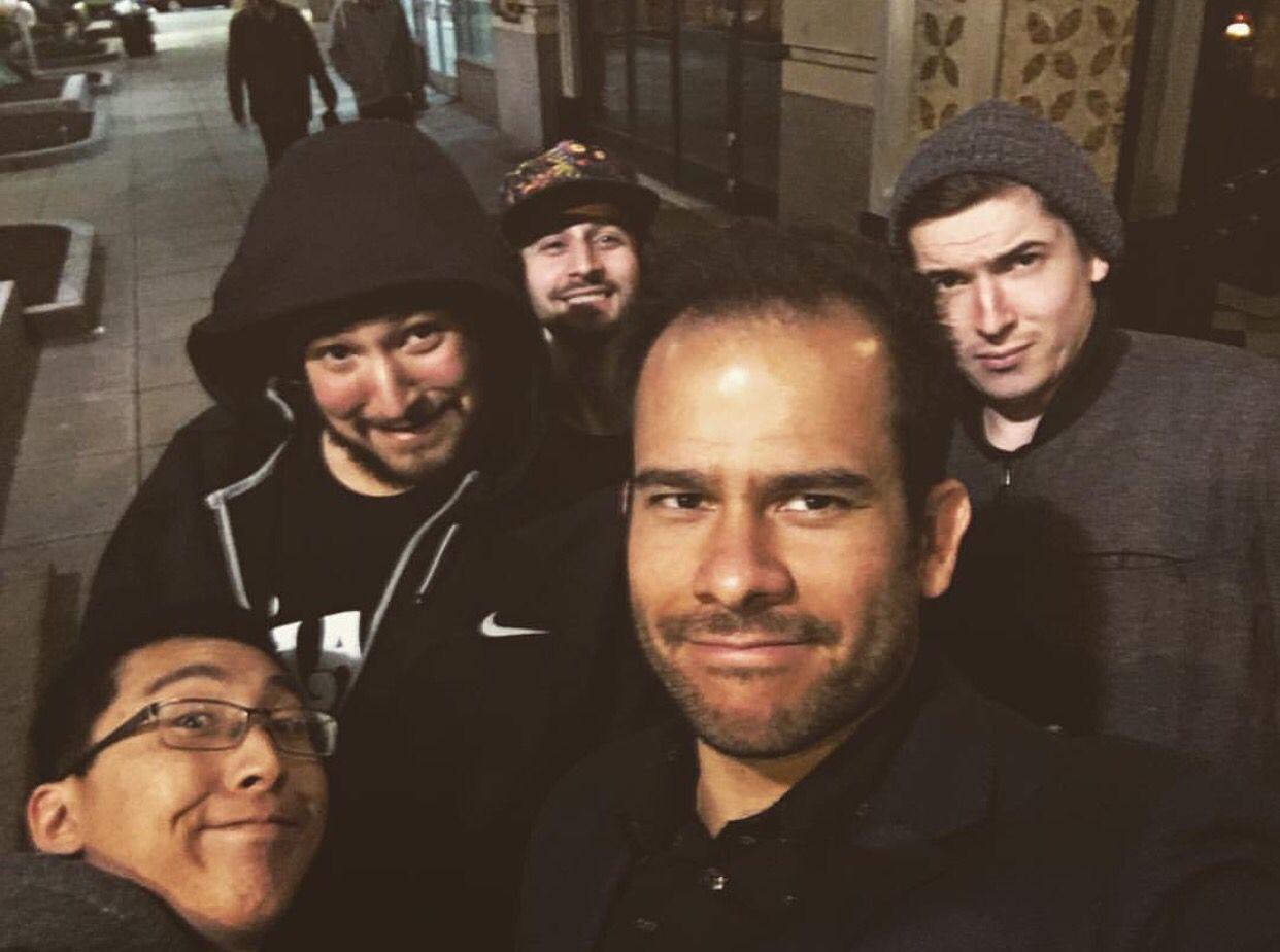 Aron, James, Joe, Brett and Aleks | Thecreaturehub / Cow