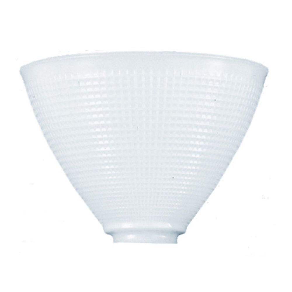 American De Rosa IES Glass Replacement Shade - 2-1/4-Inch Fitter Opening G702