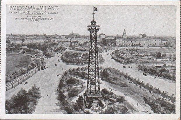 Il collezionista di foto della vecchia Milano