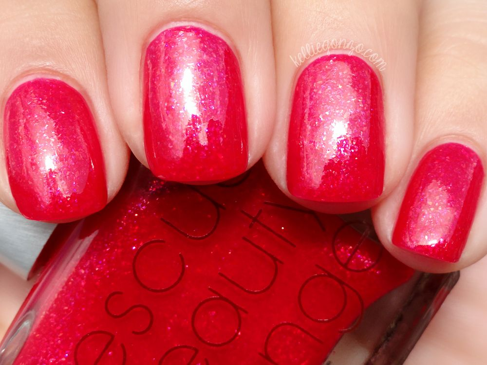Rescue Beauty Lounge - Lotus Elise | my nails | Pinterest