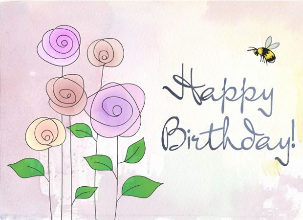 Pin by La Ele 83 on Happy birthday to you – Nice Happy Birthday Cards