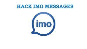 hack imo messages online | tehnologie în 2019