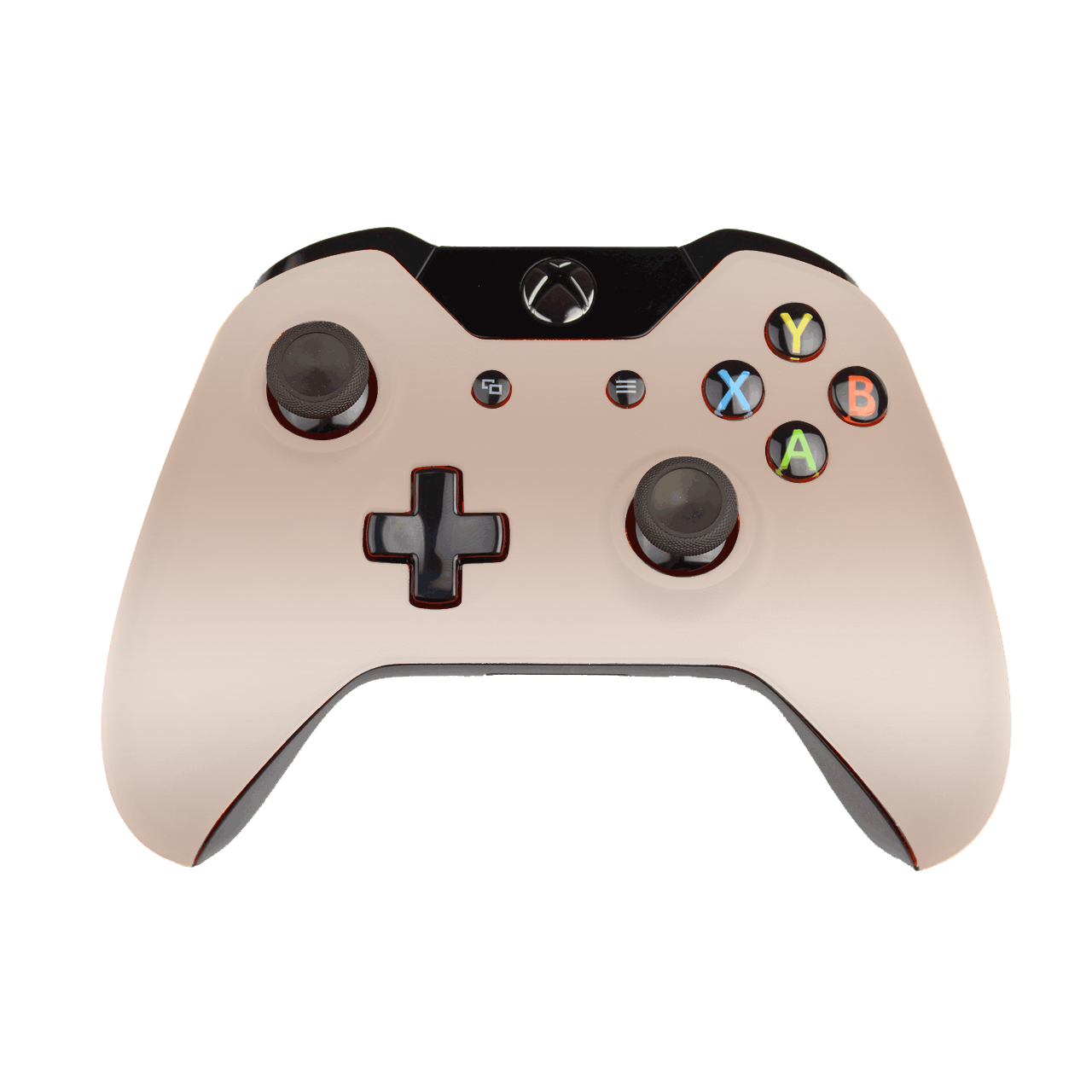 Rose Gold-Plated XBOX One Controller Without Mods | Celebrity ...