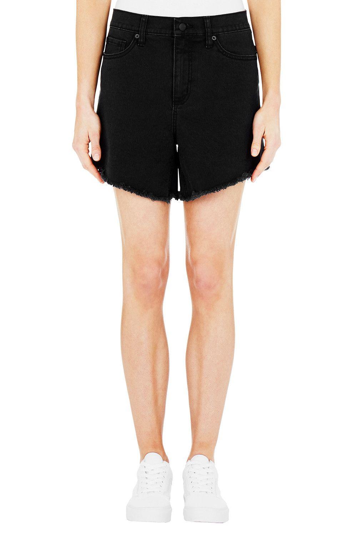 Fray Shorts
