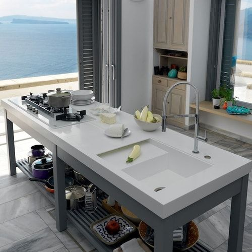 Cucine contemporanee: con isola, hi-tech, eco-tech, classica o ...
