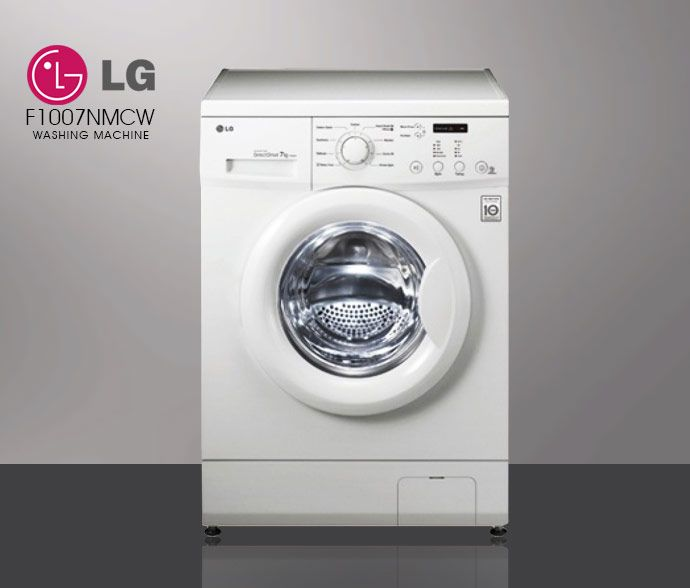 11 Off Lg Fully Automatic Inverter Washing Machine F1007nmcw Worth Rs 99 000 For Just Rs Washing Machine Front Loading Washing Machine Washing Machine Price