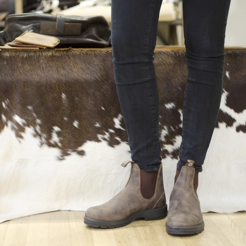 blundstone #585 chelsea boots   sale