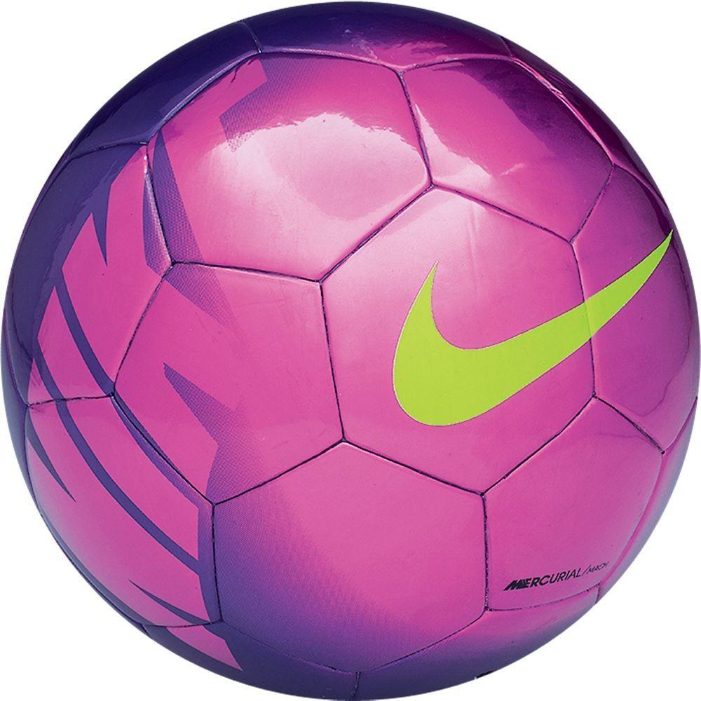 Nike Purple Soccerball Futbol