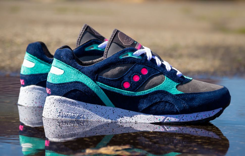 A.R.C x Saucony Shadow 6000 Now Available | SneakerFiles