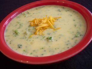 Broccoli & Cheese Soup