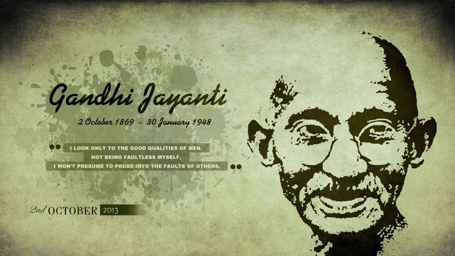 mahatma mohandas karamchand gandhi was the leader of different