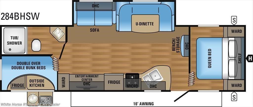 Jayco Travel Trailer Floor Plans 2020