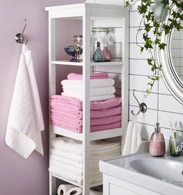 Bathroom Decorating Ideas Ikea grandes ideas espacios chicos baños - buscar con google | hogar