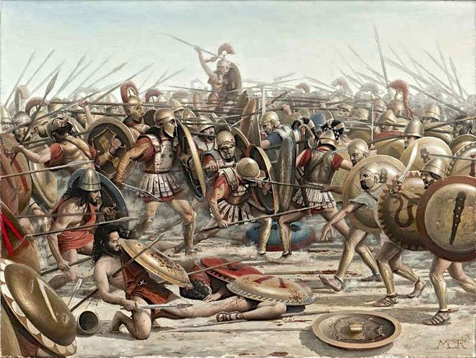 a new era of the spartan warfare This form of warfare changed little until, king philip of macedonia and his son alexander introduced 18ft lances and cavalry, bringing with them a new era of greek warfare how did the spartans use their shields in battle.