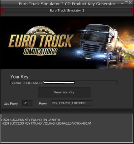 UK Truck Simulator Patch 1.32 hack tool