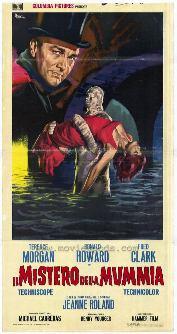 The Curse Of King Tuts Tomb Torrent: 1964's The Curse Of The Mummy's Tomb