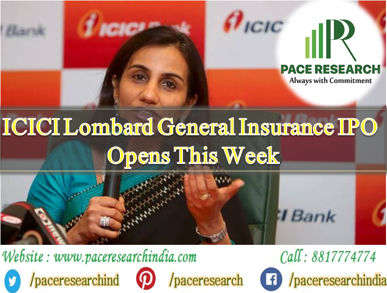 ICICI Lombard General Insurance IPO Opens This Week (With